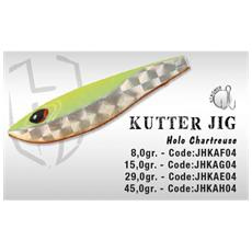 Herakles Kutter Jig 8gr Holo Chart