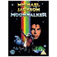 Dvd Jackson Michael - Moonwalker