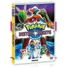 Dvd Pokemon - Destiny Deoxys