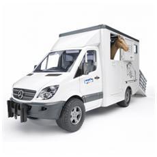 Trasporto Animali Mercedes Benz Sprinter 2533