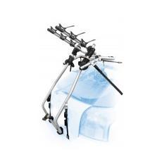 Portabici posteriore Milano acciaio 3 bici universale