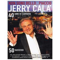 Dvd Jerry Cala' - Non Sono Bello. . . Piac