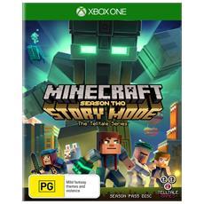 XONE - Minecraft Story Mode - Season 2