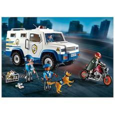 9371 - City Action - Furgone Portavalori (Limited Edition)