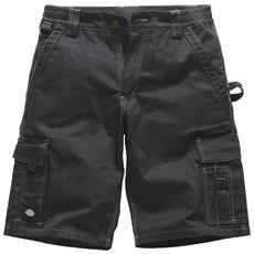 Pantaloncini Con Tasche Laterali Uomo (girovita 86cm) (nero)