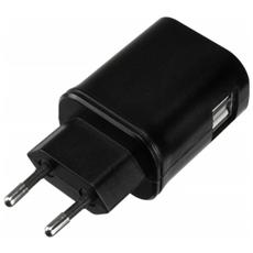 USBMCEU3A, Interno, Universale, AC, Nero, 100 - 240, 50/60