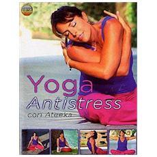 DVD YOGA ANTISTRESS CON ATEEKA (es. IVA)