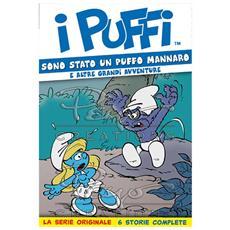 Dvd Puffi (i) - Sono Stato Un Puffo Mann