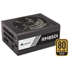 Alimentatore 850 Watt Serie RMi Modulare ATX 12V v2.4 Certificazione 80 Plus Gold