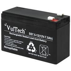 GS-7AH Acido piombo (VRLA) 7.5Ah 12V batteria UPS
