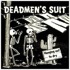 Deadmen's Suit - Hanging Out To Dry (Transparent Red Vinyl)