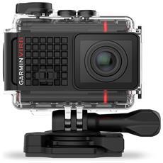 Action Cam VIRB Ultra 30 GPS Wi-Fi 4K Colore Nero Impermeabile