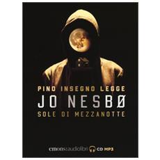 Sole di mezzanotte letto da Pino Insegno. CD Audio formato MP3. Audiolibro