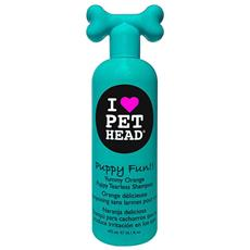 Shampoo Per Cuccioli Di Cane I Love Pet Head Puppy Fun All'arancia 475ml