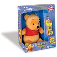 Winnie The Pooh Telefono Magico