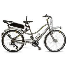 Bici Tandem Elettrica Cicli Casadei Bibici 26 21v - Motore Ansmann