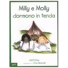 Milly e Molly dormono in tenda