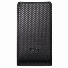 Flip cover verticale black orig. lg optimus gt
