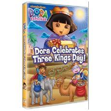 Dvd Dora L'esploratrice-dora Festeggia I