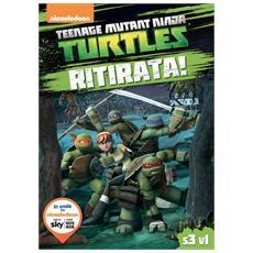 Dvd Teenage Mutant Ninja Turtles-st03#01