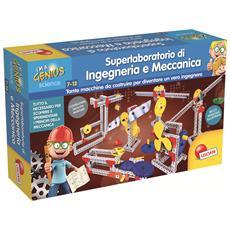 56286 - Piccolo Genio Super Laboratorio Di Ingegneria E Meccanica