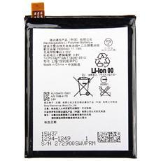 Batteria Nuova Compatibile Rimpiazzo 2900mah Ricaricabile Litio Per Sony Xperia Z5