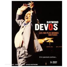 Raymond Devos - Les 100 Plus Grands Sketches