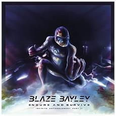 Blaze Bayley - Endure And Survive (Infinite Entanglement Part II) (2 Lp)