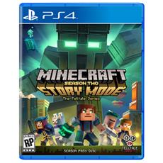 PS4 - Minecraft Story Mode - Season 2
