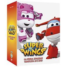 Cofanetto Super Wings - Stagione 1 - Day one: 18/01/18