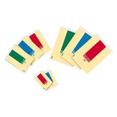 confezione da 10 pezzi - blocco pignastyl 150x210mm 1rigo 70fg 80gr a5 pigna