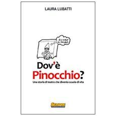 Dov'è Pinocchio? Una storia di teatro che diventa scuola di vita