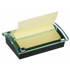 Dispenser Post-it® Z-Note High Tech C2014 e C2015 - 76x76 mm - 4x10x10 cm - C2014
