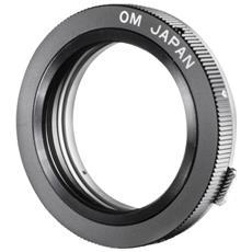 adattatore T2 obiettivo a Olympus OM camera