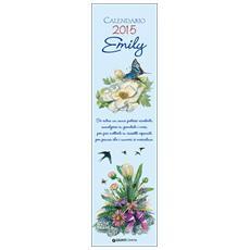 Emily. Calendario 2015