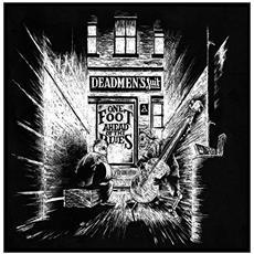 """Deadmen's Suit - One Foot Ahead Of The Blues (Transparent Blue Vinyl) (10"""")"""
