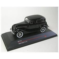 Ist112 Gaz 11-73 1942 Black 1:43 Modellino