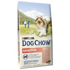 Dog Chow Cane Sensibile, Sensitive Salmone Kg. 2,5