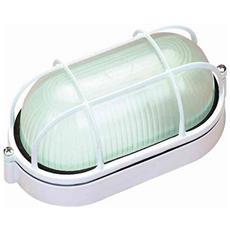 E205 Plafoniera Da Esterno E27 100w Waterproof