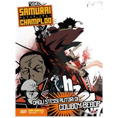 Samurai Champloo - The Complete Series (Eps 01-26) (4 Dvd)