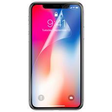 Pellicola Iphone X Protezione Latex Flessibile Durezza 9h Trasparente