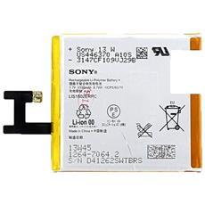 Batteria Sony 1264-7064 Lis1502erpc 2330mah Xperia Z E E3 Bulk