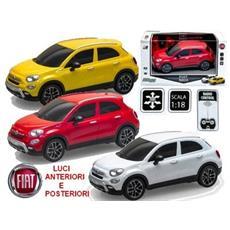 Fiat 500x 1/18 Radiocomando Reel 2118
