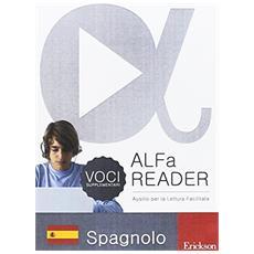 ALFa Reader. Voce spagnola. CD-ROM