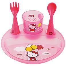 Hello Kitty 80800752, Rosa, Polipropilene (PP)