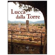 Lucca dalla torre