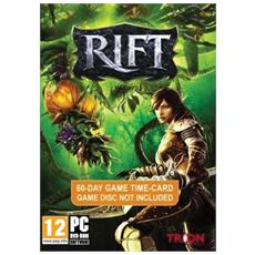 PC - Rift Game Time Card Abbonamento 60gg