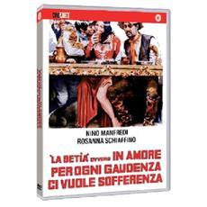 Dvd Betia Ovvero In Amore Per. . . (la)