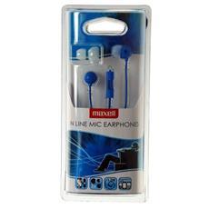 Auricolari Con Microfono Blu