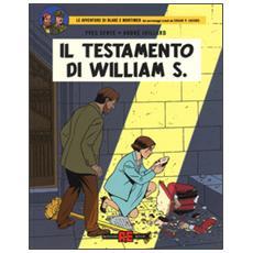 Il testamento di William. Blake e Mortimer. Vol. 26
